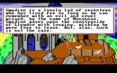 King's Quest III: To Heir is Human for IBM PC/Compatibles - The opening story, part 1...