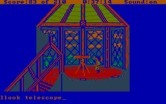 King's Quest III: To Heir is Human for IBM PC/Compatibles - Checking out a telescope...