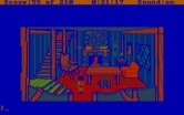King's Quest III: To Heir is Human for IBM PC/Compatibles - Sneaking into the house...