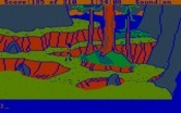 King's Quest III: To Heir is Human for IBM PC/Compatibles - Looks like another path to walk along...