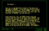 Amulet, The for IBM PC/Compatibles - Here is the story so far...