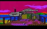 Manhunter 2: San Francisco for IBM PC/Compatibles - Arrived at a pier.