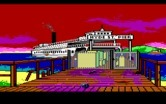 Manhunter 2: San Francisco for IBM PC/Compatibles - The Hyde St. Pier.