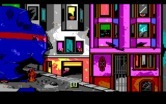 Manhunter 2: San Francisco for IBM PC/Compatibles - The game begins with a crash landing here.