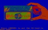 Manhunter 2: San Francisco for IBM PC/Compatibles - Looks like I now have a stolen identity.