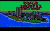 Manhunter: New York for IBM PC/Compatibles - Title screen.