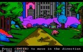 Manhunter: New York for IBM PC/Compatibles - There are land mines in this area, so step carefully!