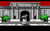 Manhunter: New York for IBM PC/Compatibles - Outside the museum.
