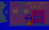 Manhunter: New York for IBM PC/Compatibles - Outside a club.