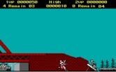 Rush'n Attack for IBM PC/Compatibles screenshot thumbnail - End of the first level; this guy can be deadly!