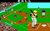 Championship Baseball for IBM PC/Compatibles - Ball; Just a bit outside...