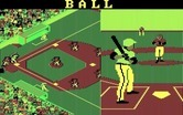 Championship Baseball for IBM PC/Compatibles - Ball; not a great pitch!