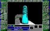Zeliard for IBM PC/Compatibles - The princess has been turned to stone.