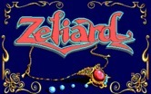 Zeliard for IBM PC/Compatibles - Title screen 2.