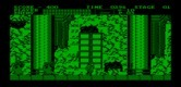Castlevania for IBM PC/Compatibles screenshot thumbnail - Watch out for ghosts!