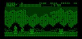 Castlevania for IBM PC/Compatibles screenshot thumbnail - Beginning location.