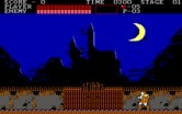 Castlevania for IBM PC/Compatibles screenshot thumbnail - Starting a new game; here's the castle!