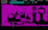 Castlevania for IBM PC/Compatibles screenshot thumbnail - A map shows your progress at the end of each level.