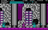 Castlevania for IBM PC/Compatibles screenshot thumbnail - Surrounded by ghosts.