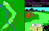 World Tour Golf for IBM PC/Compatibles screenshot thumbnail - Bad shot out of the bunker!