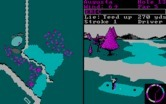 World Tour Golf for IBM PC/Compatibles screenshot thumbnail - A tricky par 5...