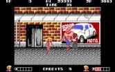 Double Dragon for IBM PC/Compatibles - Some opponents are rather large!