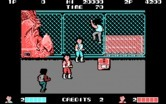 Double Dragon for IBM PC/Compatibles - Start of Mission 2...