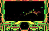 Starglider for IBM PC/Compatibles - Firing at opponents...
