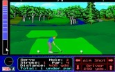 Jack Nicklaus' Unlimited Golf & Course Design for IBM PC/Compatibles - Teeing of on hole 2.