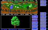 Jack Nicklaus' Unlimited Golf & Course Design for IBM PC/Compatibles - Placing objects on a hole.