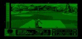 Jack Nicklaus' Unlimited Golf & Course Design for IBM PC/Compatibles - Tee shot...