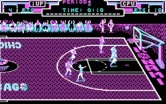 Double Dribble for IBM PC/Compatibles screenshot thumbnail - Looks like this shot will be good...I think!