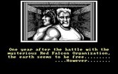 Super Contra for IBM PC/Compatibles screenshot thumbnail - The story so far...