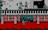 Super Contra for IBM PC/Compatibles screenshot thumbnail - Avoid the attacks from above...