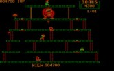Donkey Kong for IBM PC/Compatibles - Second level.