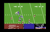 4th & Inches for Commodore 64 - Tackled!