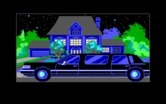 Adventures of Willy Beamish, The for IBM PC/Compatibles - Arriving home in style...