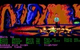 Zak McKracken and the Alien Mindbenders for IBM PC/Compatibles - Exploring a cave...