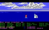 Zak McKracken and the Alien Mindbenders for IBM PC/Compatibles - Fell into the ocean...maybe this dolphin can help?