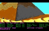 Zak McKracken and the Alien Mindbenders for IBM PC/Compatibles - Outside a pyramid...