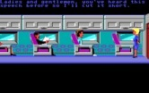 Zak McKracken and the Alien Mindbenders for IBM PC/Compatibles - Flying to my destination...
