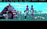 Zak McKracken and the Alien Mindbenders for IBM PC/Compatibles - Pay attention, you might need to know this dance later!