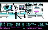 Zak McKracken and the Alien Mindbenders for IBM PC/Compatibles - On the alien spacecraft...