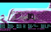Zak McKracken and the Alien Mindbenders for IBM PC/Compatibles - There's a door in one of the sphinx's feet.