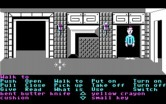 Zak McKracken and the Alien Mindbenders for IBM PC/Compatibles - Light the torches, and try to make it through this maze again...