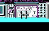 Zak McKracken and the Alien Mindbenders for IBM PC/Compatibles - A cut scene fills you in on the alien conspiracy.
