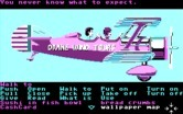 Zak McKracken and the Alien Mindbenders for IBM PC/Compatibles - Flying in a biplane through the Bermuda Triangle, what could happen?