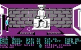 Zak McKracken and the Alien Mindbenders for IBM PC/Compatibles - Hmm, what did I find inside that pyramid?