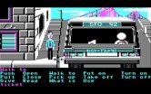 Zak McKracken and the Alien Mindbenders for IBM PC/Compatibles - The bus driver is asleep...