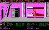 Zak McKracken and the Alien Mindbenders for IBM PC/Compatibles - Searching this hostel...I found a broom alien!